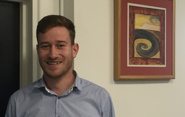 New Staff - Welcome Jake